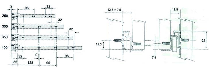 ローラーレール701-2